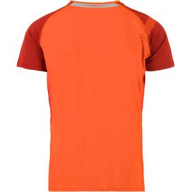 La Sportiva Motion - T-shirt course à pied Homme - orange/rouge
